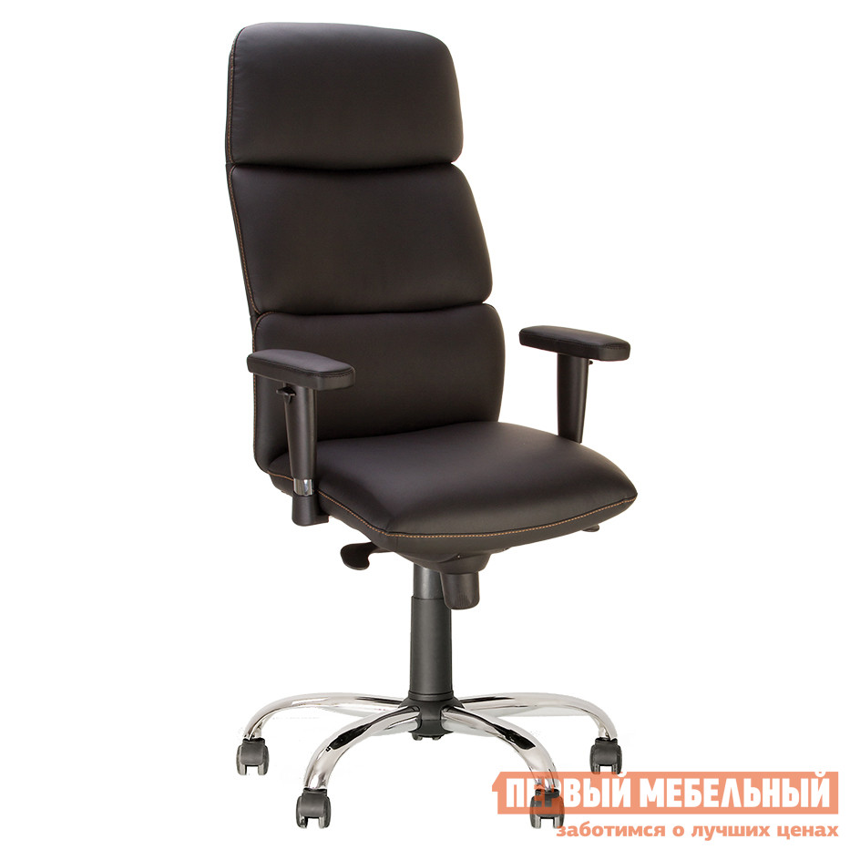 Кресло руководителя NOWYSTYL CALIFORNIA R STEEL CHROME (COMFORT)