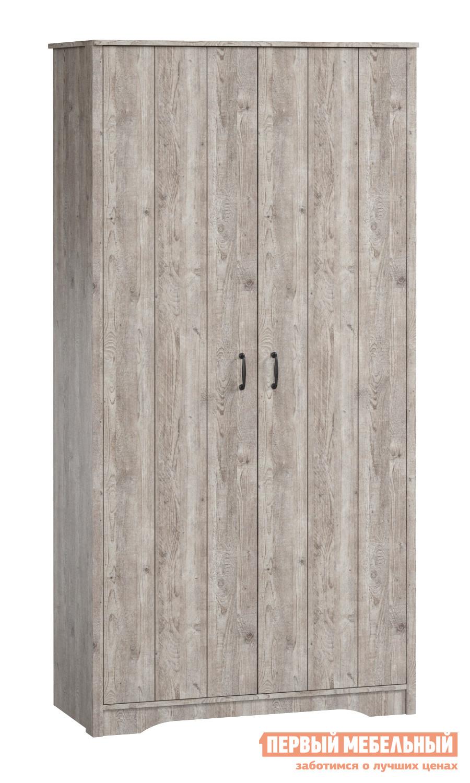 Шкаф распашной WOODCRAFT Шкаф распашной (2 дверь) Боб Пайн