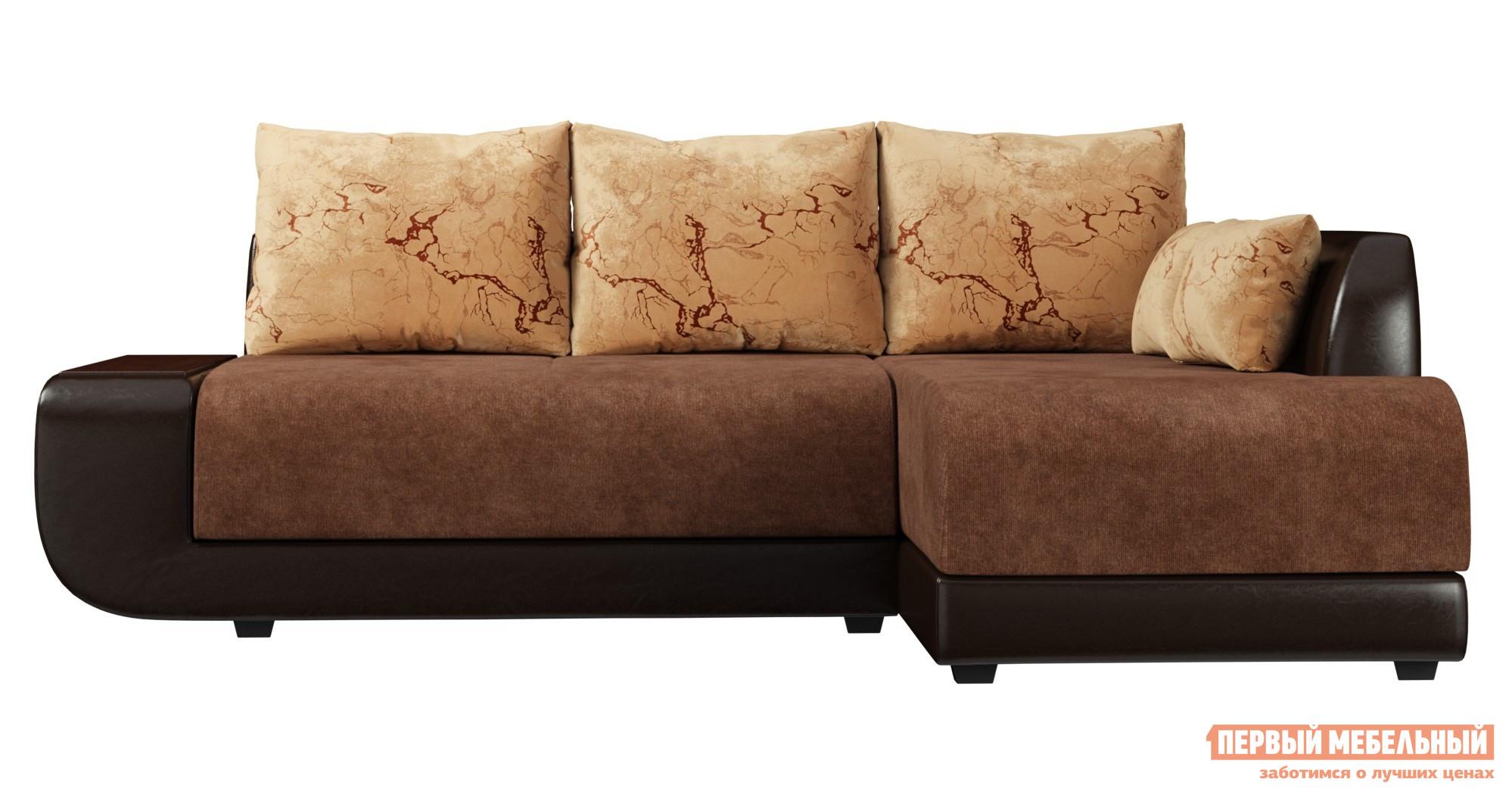 Угловой диван-кровать WOODCRAFT Нью-йорк диван угловой woodcraft вендор джеральд 3 универсальный