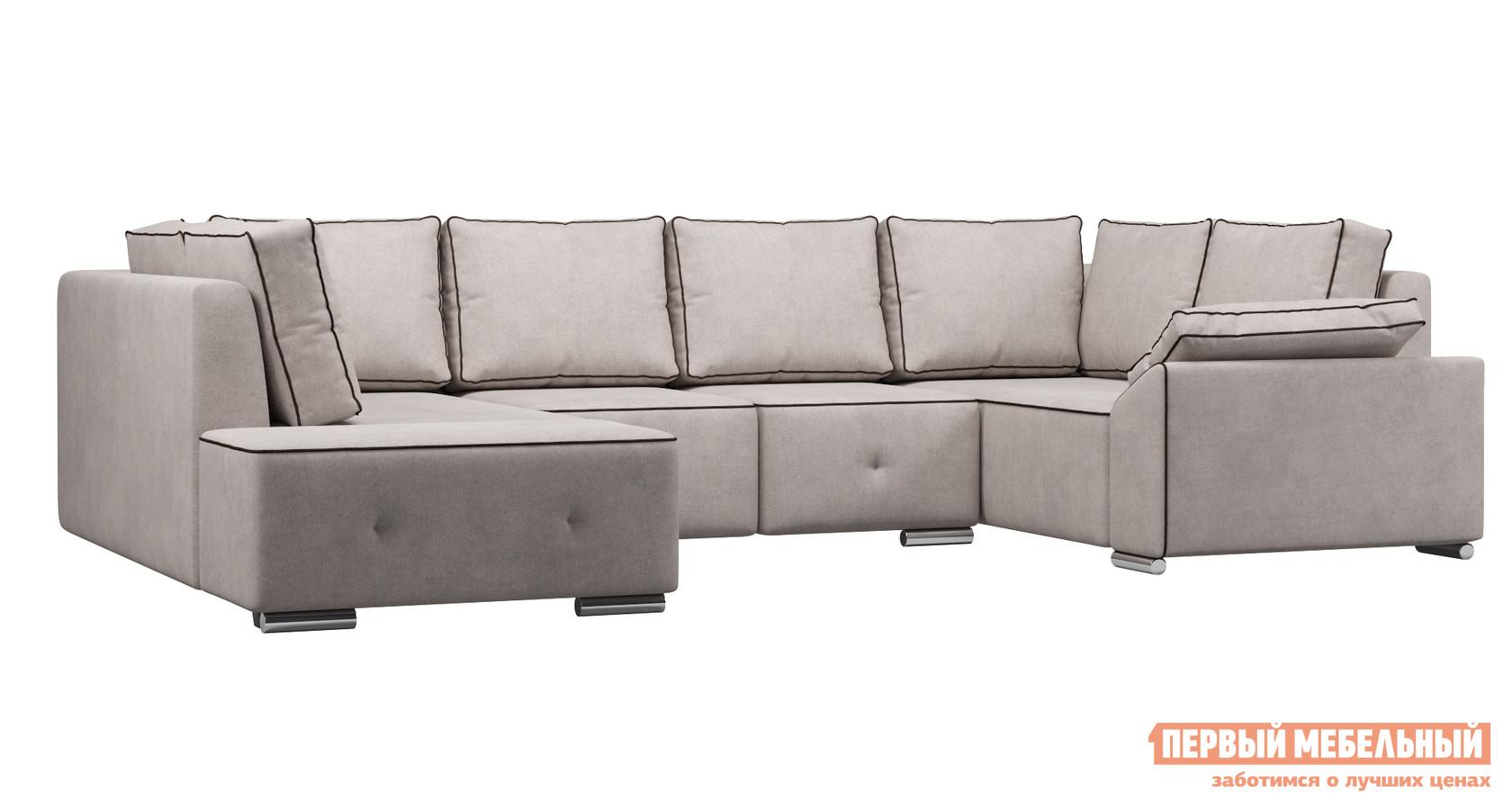 Угловой диван WOODCRAFT Фанки комплект П диван угловой woodcraft вендор джеральд 3 универсальный