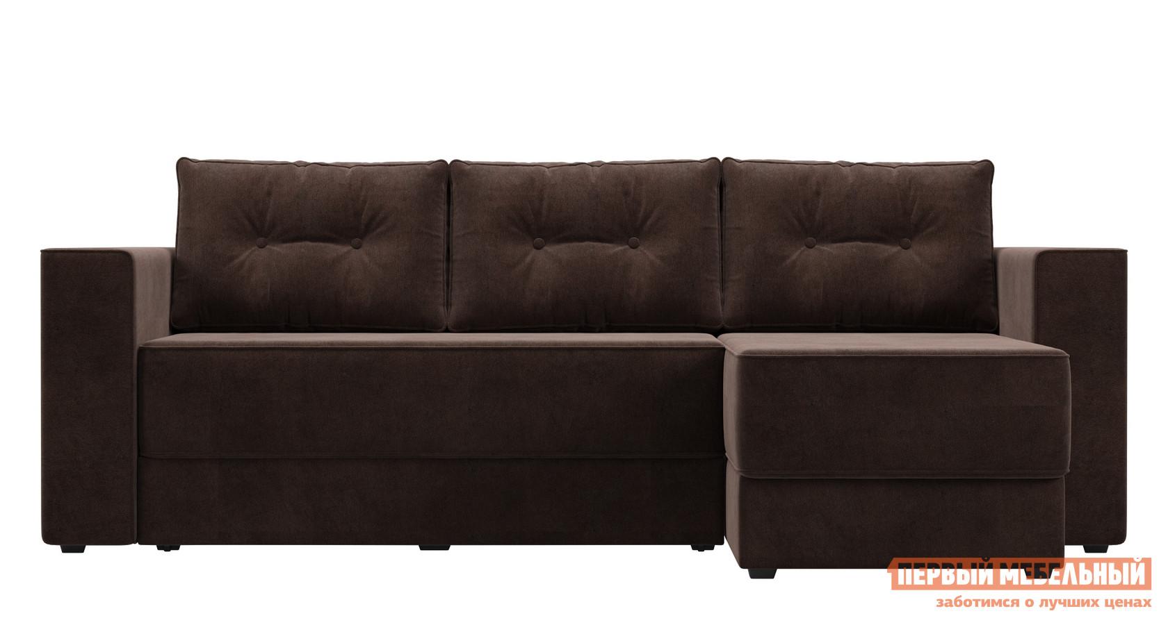Угловой диван WOODCRAFT Сильвио диван угловой диван угловой woodcraft вендор джеральд 3 универсальный