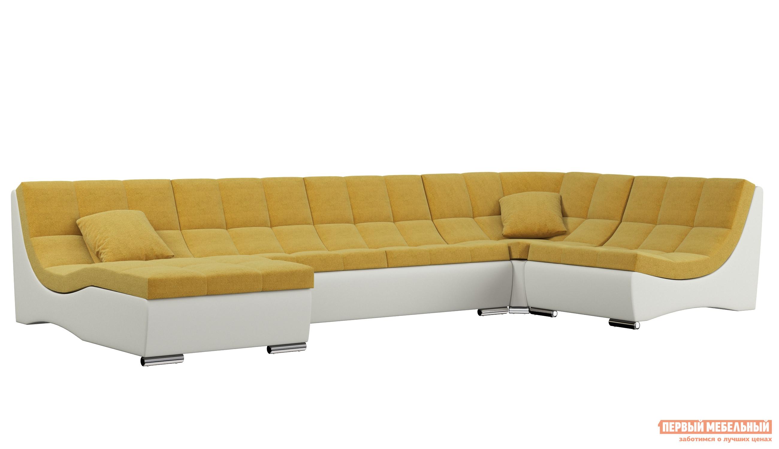 Угловой диван WOODCRAFT Монреаль Канапе диван угловой woodcraft вендор джеральд 3 универсальный