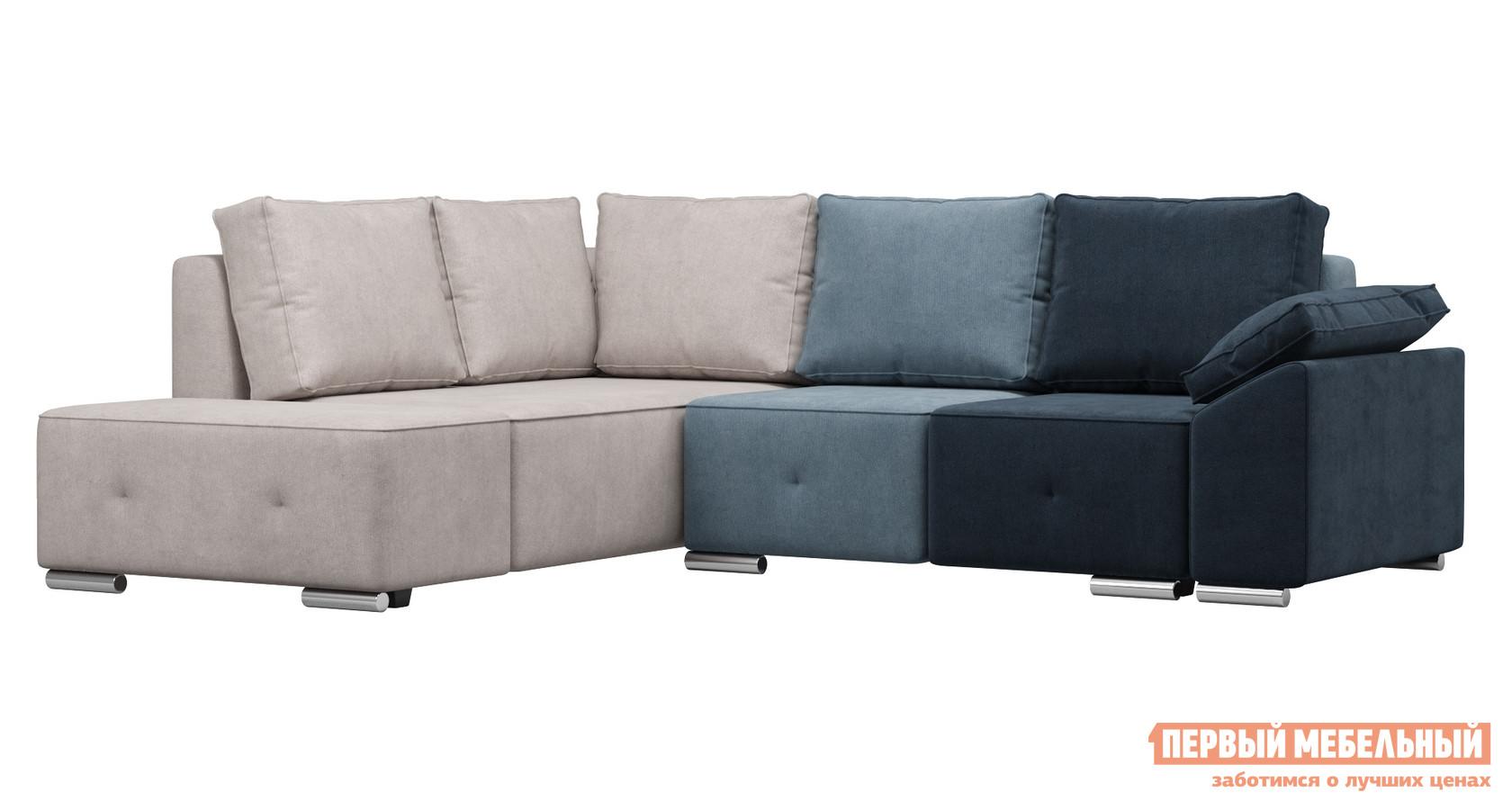 Угловой диван WOODCRAFT Фанки комплект с канапе диван угловой woodcraft вендор джеральд 3 универсальный