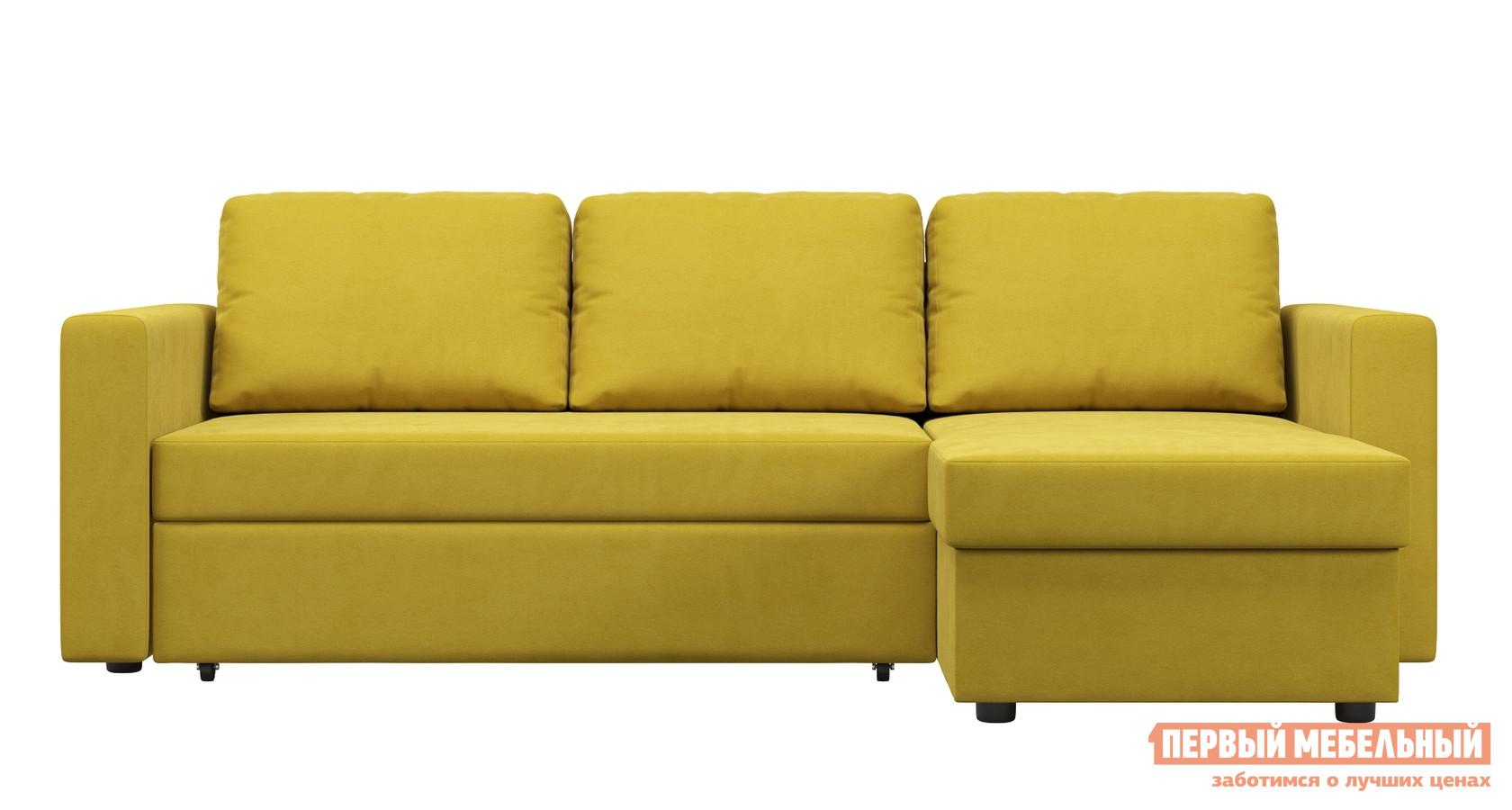 Угловой диван-кровать WOODCRAFT Фишер диван угловой woodcraft вендор джеральд 3 универсальный