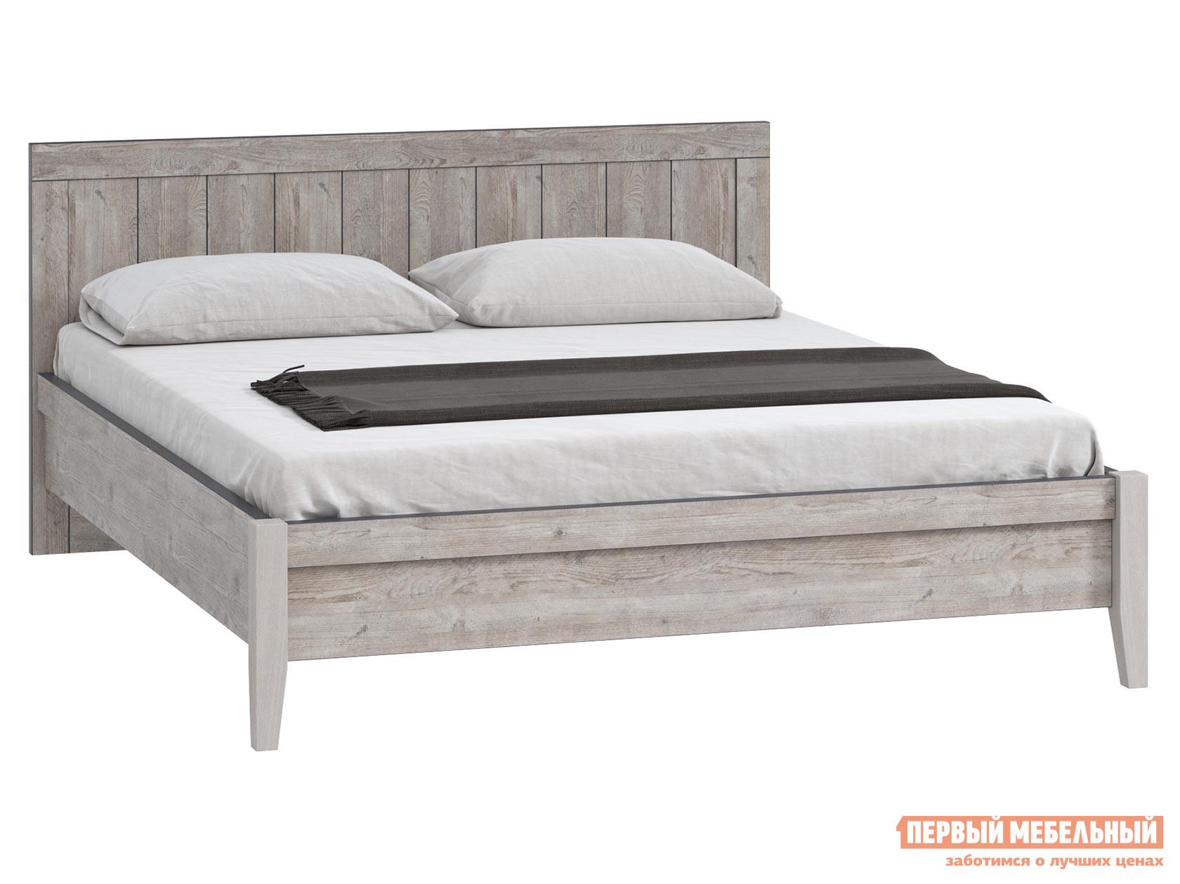 Двуспальная кровать  Эссен Кровать №2 Боб Пайн, 1600 Х 2000 мм, Без основания