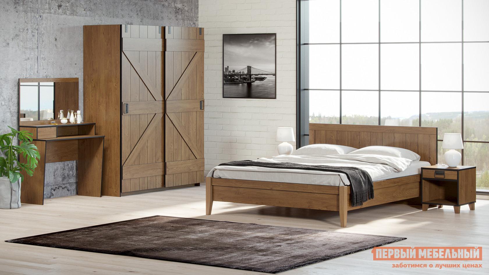 Спальный гарнитур WOODCRAFT Эссен КС шкаф распашной woodcraft эссен шкаф 1 дверь