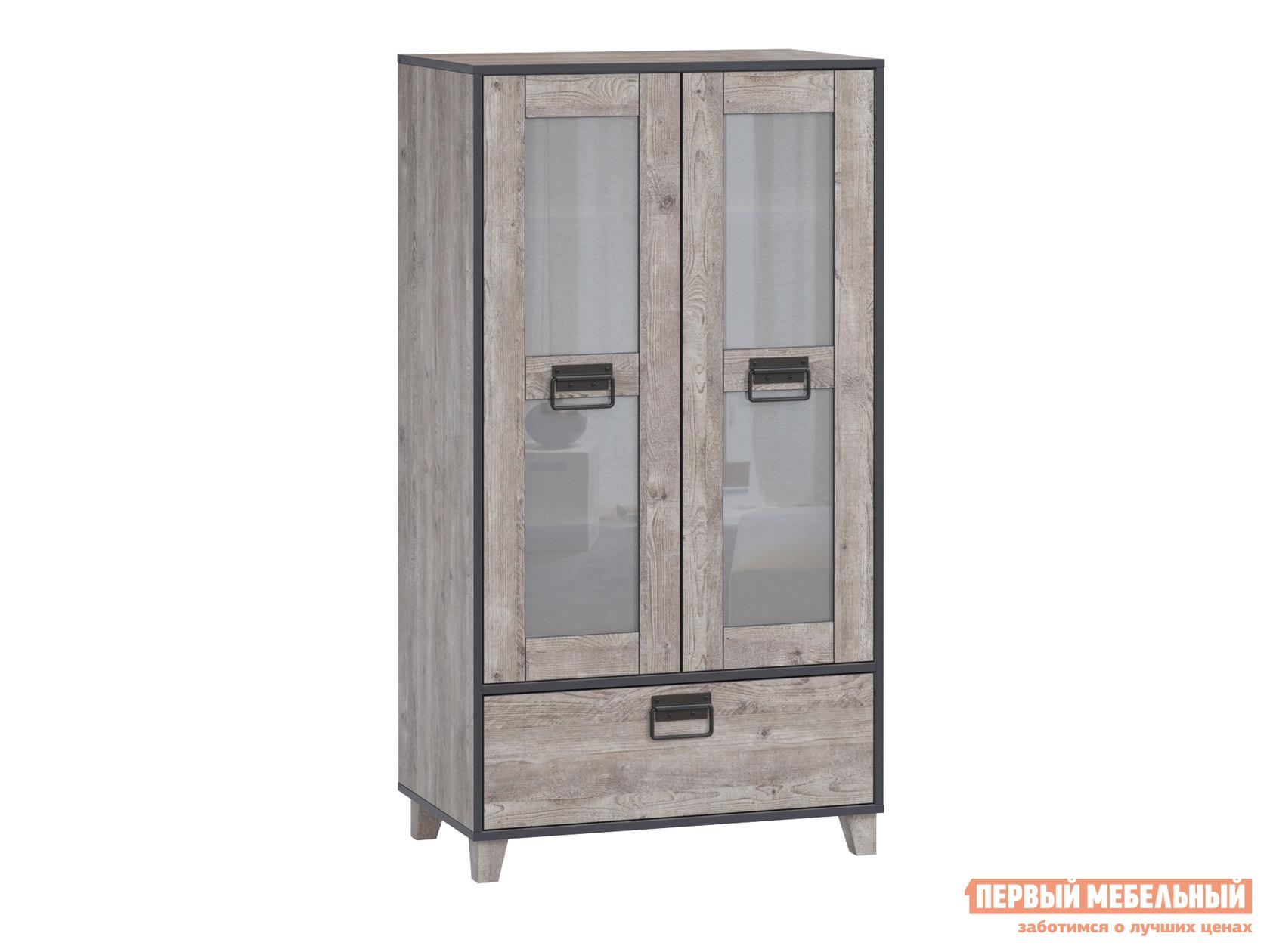 Шкаф-витрина WOODCRAFT Эссен Шкаф-витрина стенка витрина луиза 1600