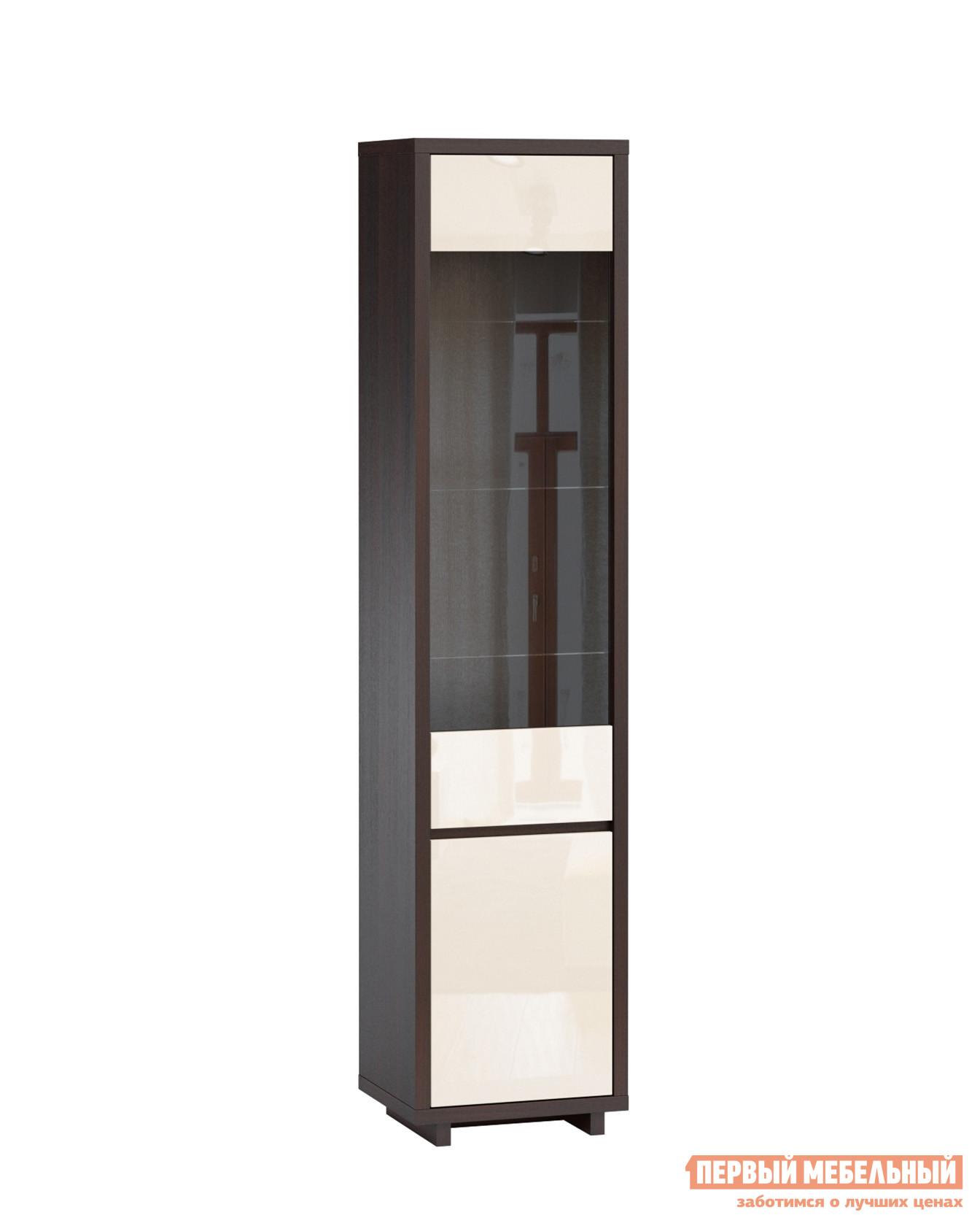 Шкаф-витрина WOODCRAFT Аспен Шкаф-витрина (2 двери) ВК-00002410 шкаф распашной woodcraft эссен шкаф 1 дверь