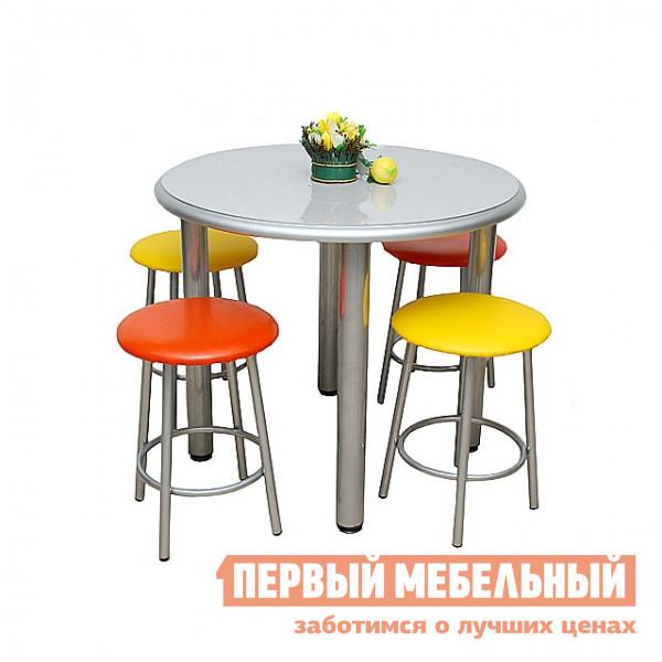 Обеденная группа для кухни Амис Встреча + 4 шт Диона