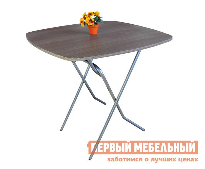 Стол для пикника Амис Пикник Складной Лиственница белая 214, Каркас металлик, Размер столешницы 900 Х 600