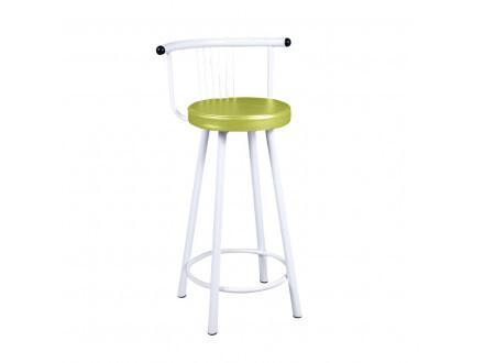 Мягкий барный стул для кухни