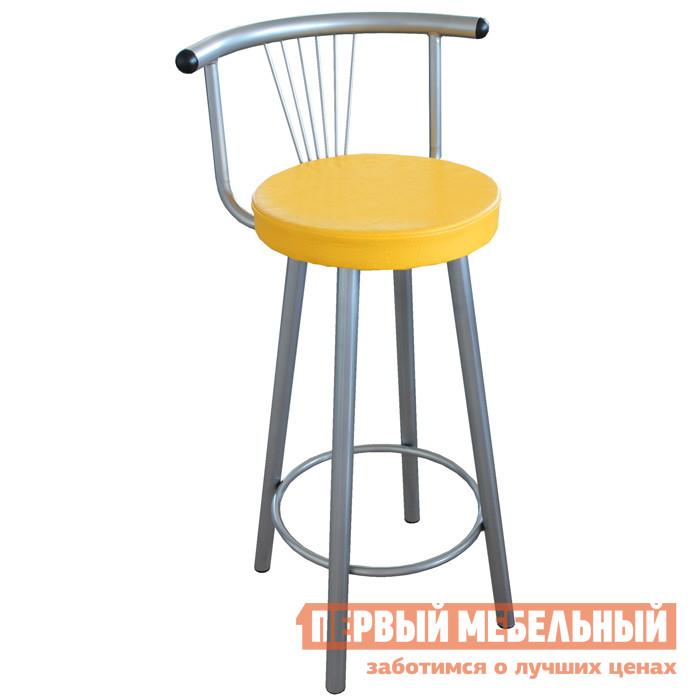 Фото Барный стул Амис Барный Стиль Желтый