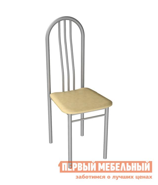 Стул Пеликан Классик каркас Металлик Серый светлый