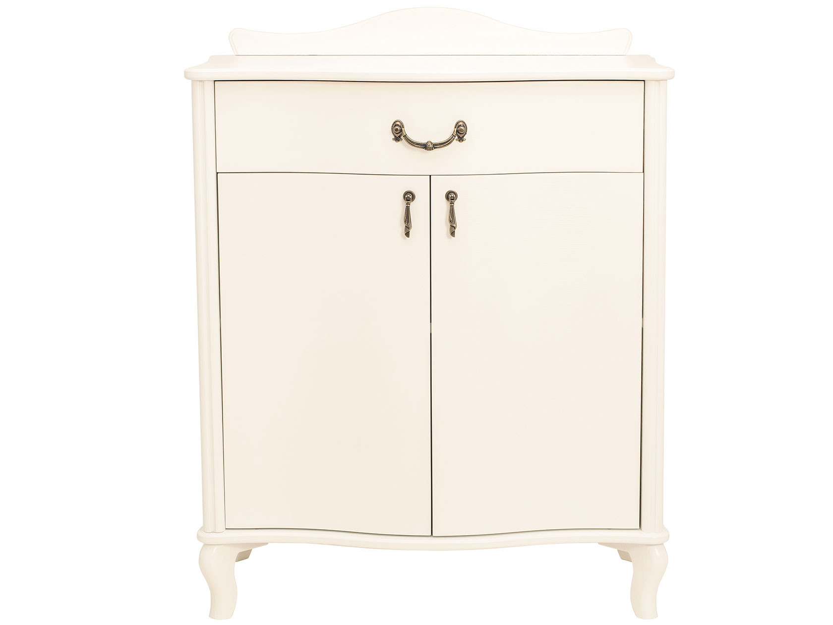 Комод Первый Мебельный Комод Джульетта с распашными дверцами комод первый мебельный комод диана