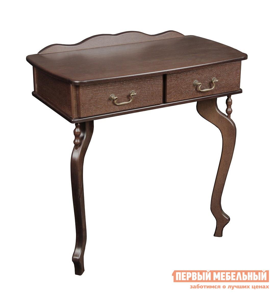Консоль Мебелик Берже 7 Темно-коричневый