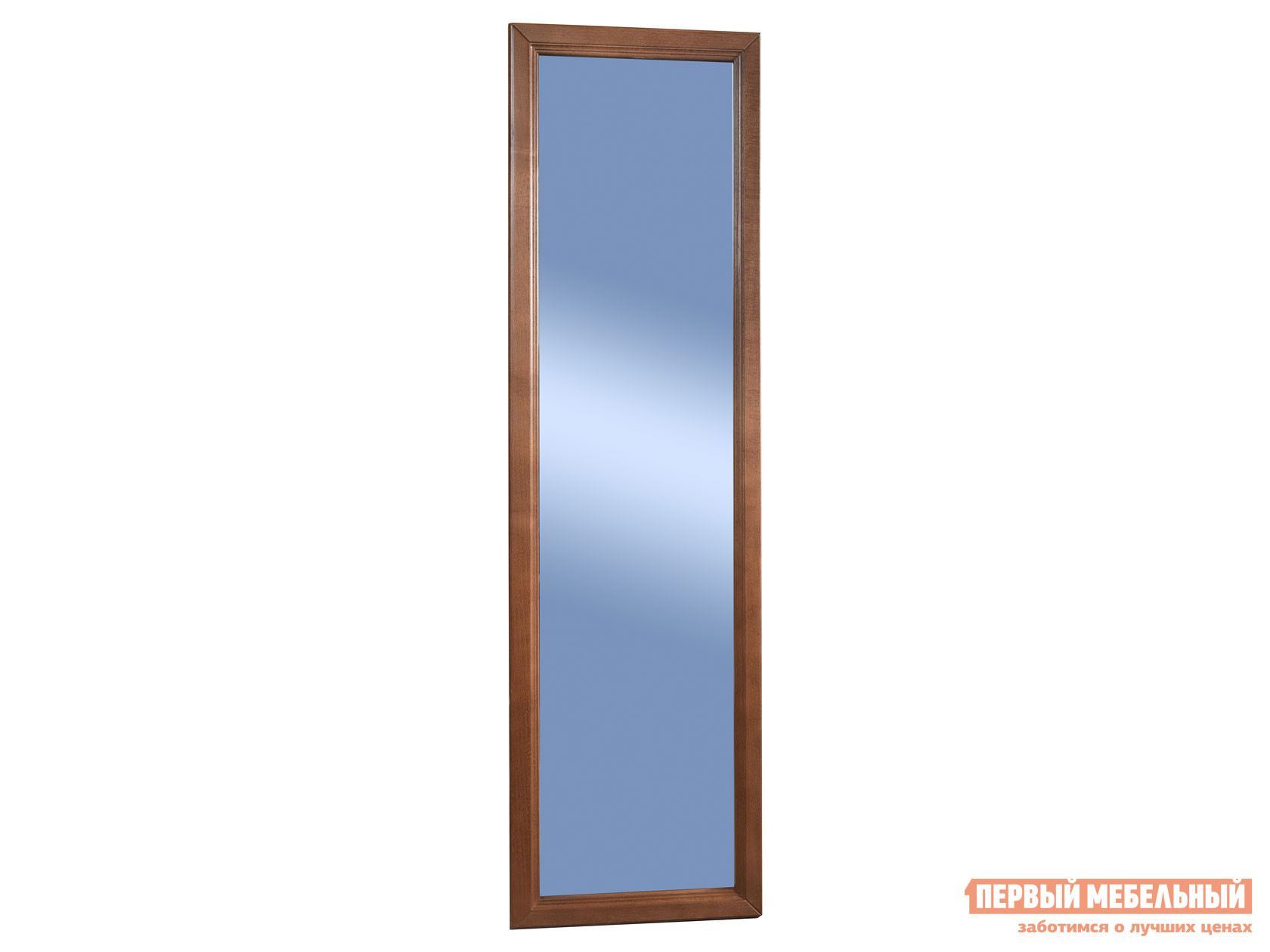 Настенное зеркало  Зеркало настенное Селена Средне-коричневый