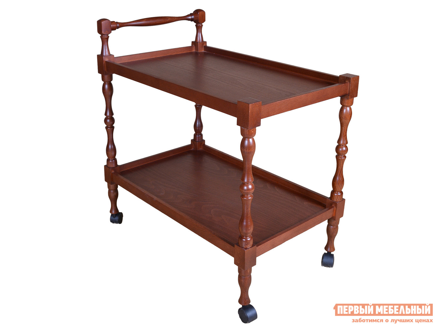 Сервировочный столик Мебелик Стол сервировочный Бридж