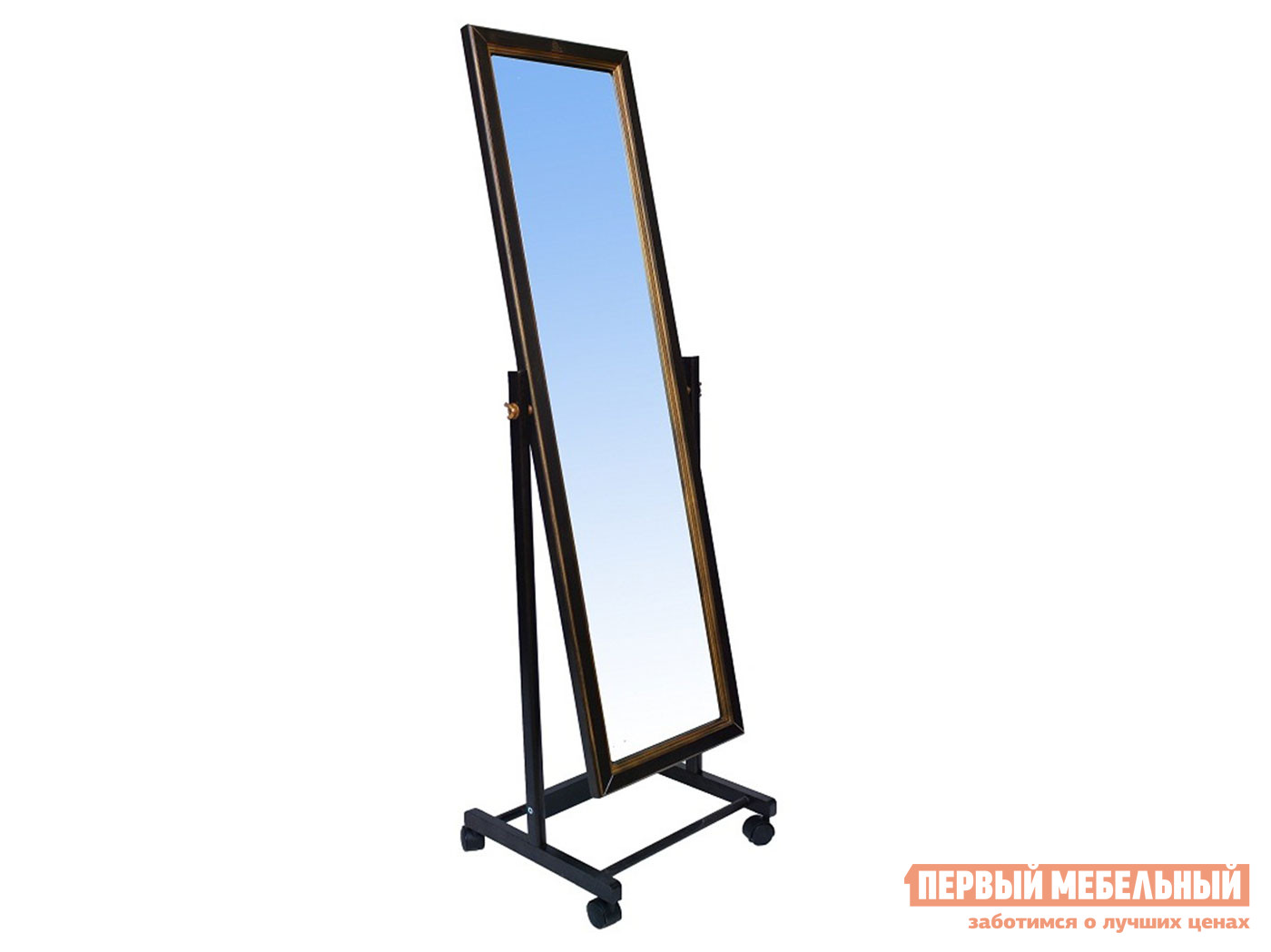 Напольное зеркало Мебелик В 27Н