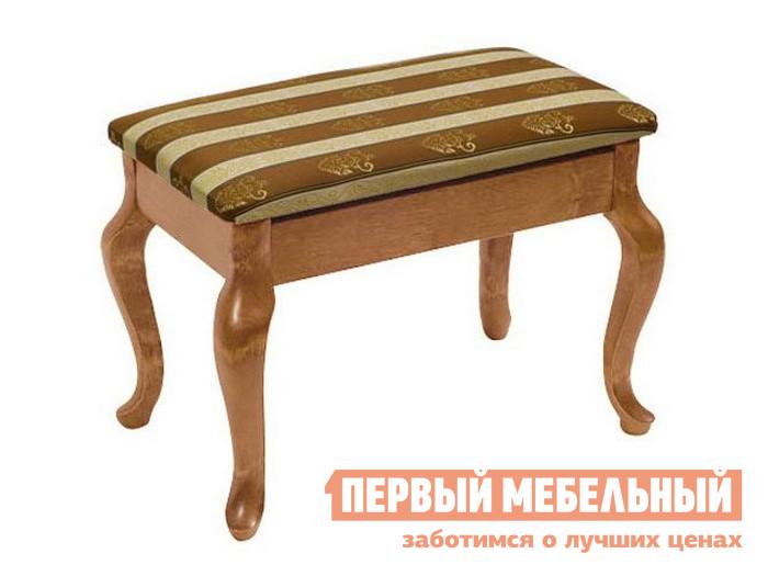 Банкетка  Банкетка Ретро Средне-коричневый / ткань