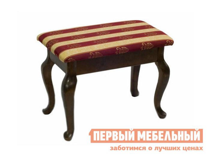 Банкетка  Банкетка Ретро Темно-коричневый / ткань