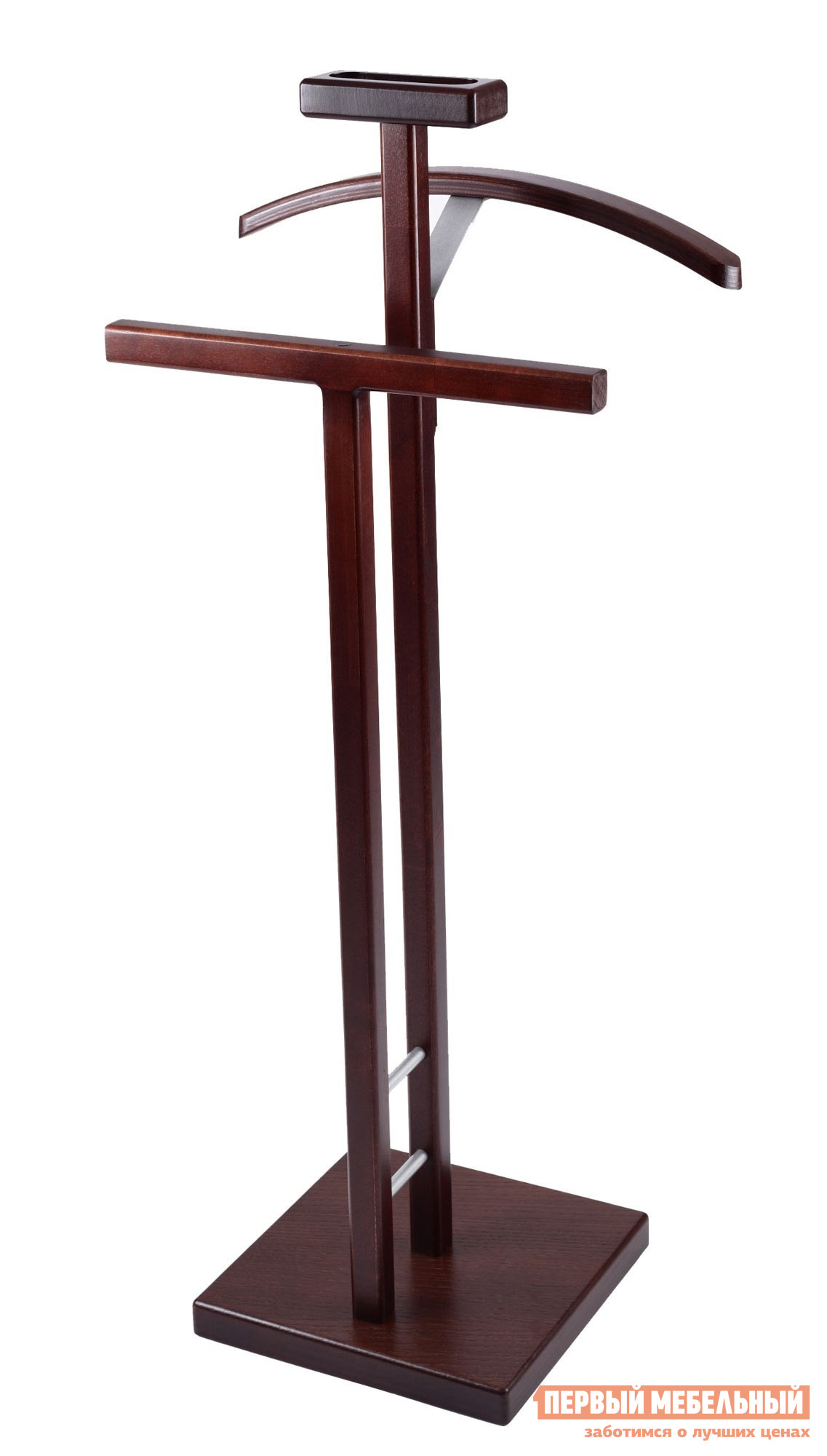 Костюмная вешалка Мебелик Галант 340 Темно-коричневый от Купистол