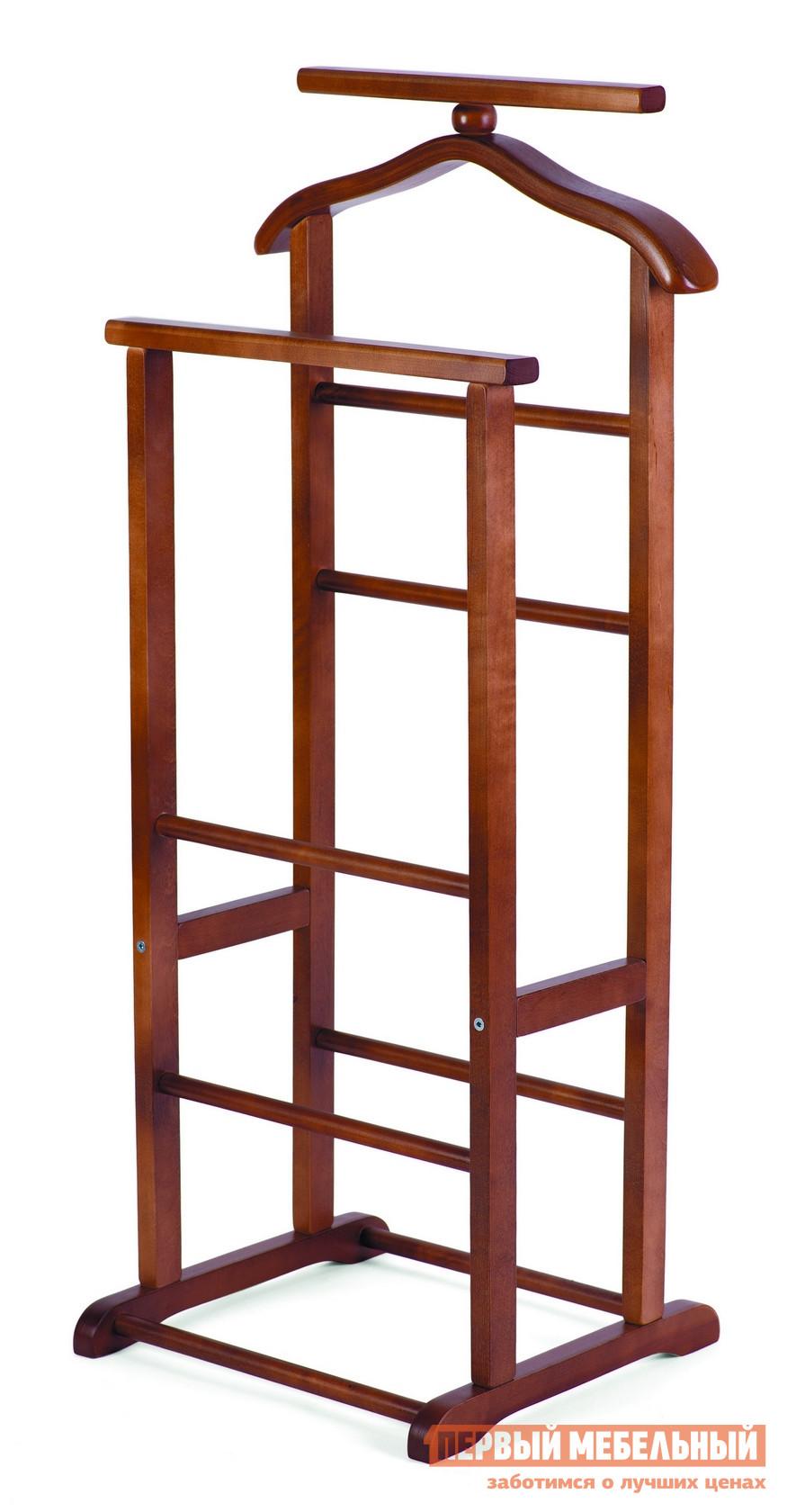 Костюмная вешалка Мебелик В-9Н (костюмная) Темно-коричневый от Купистол