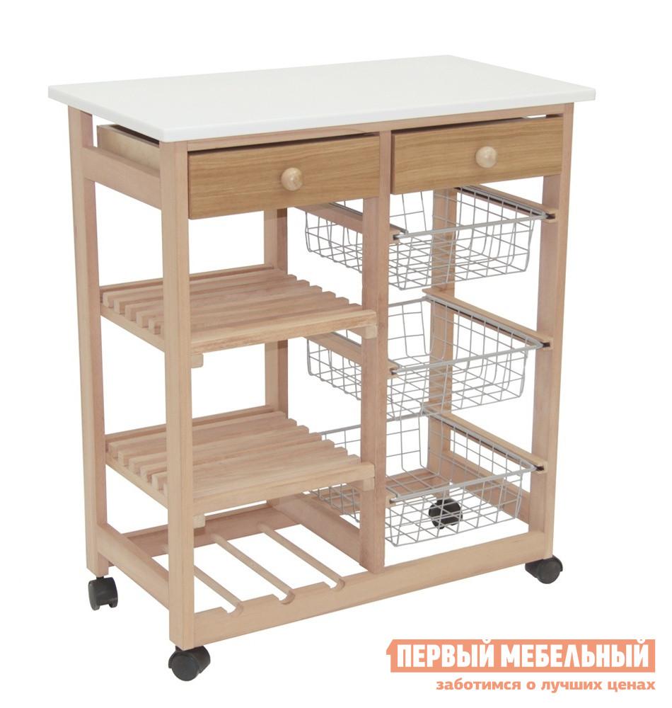 Сервировочный столик Мебелик В 41Н Бук