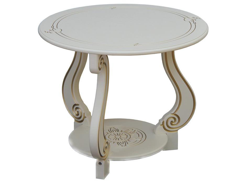Журнальный столик Мебелик Стол журнальный Грация (М)