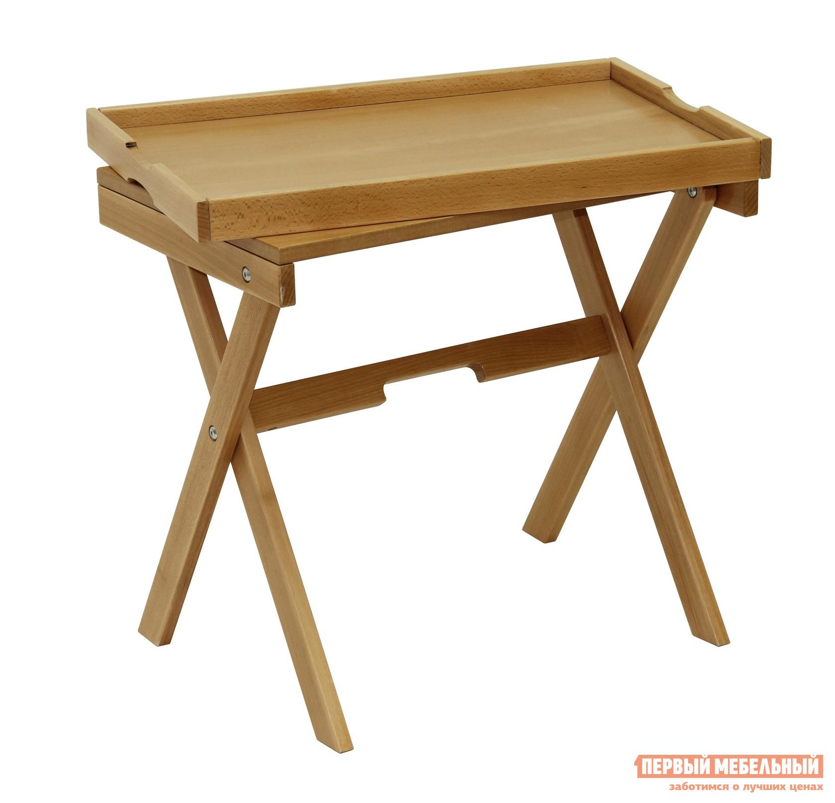 Складной журнальный столик Мебелик Флэш