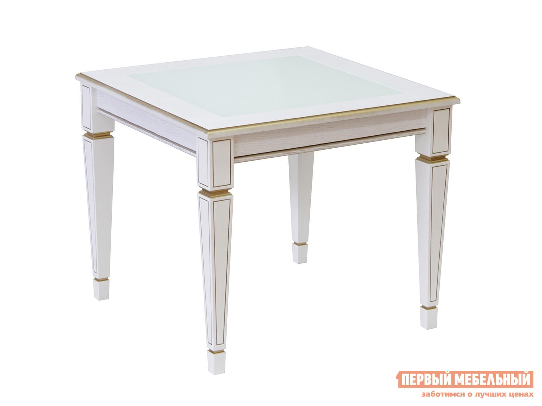 Журнальный столик Мебелик Стол журнальный Васко В 82С woodi журнальный столик бумеранг