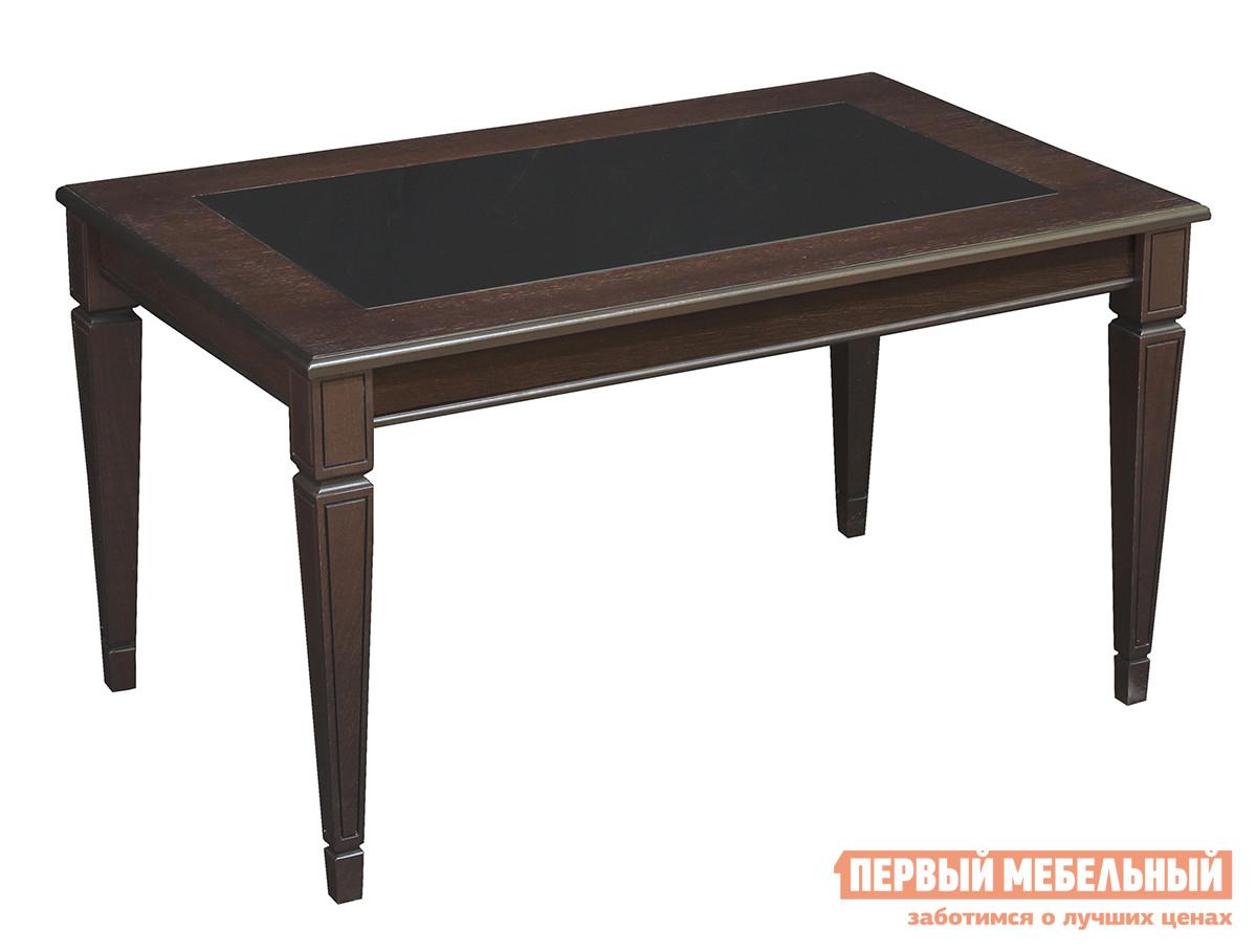 Журнальный столик Мебелик В 81С Темно-коричневый