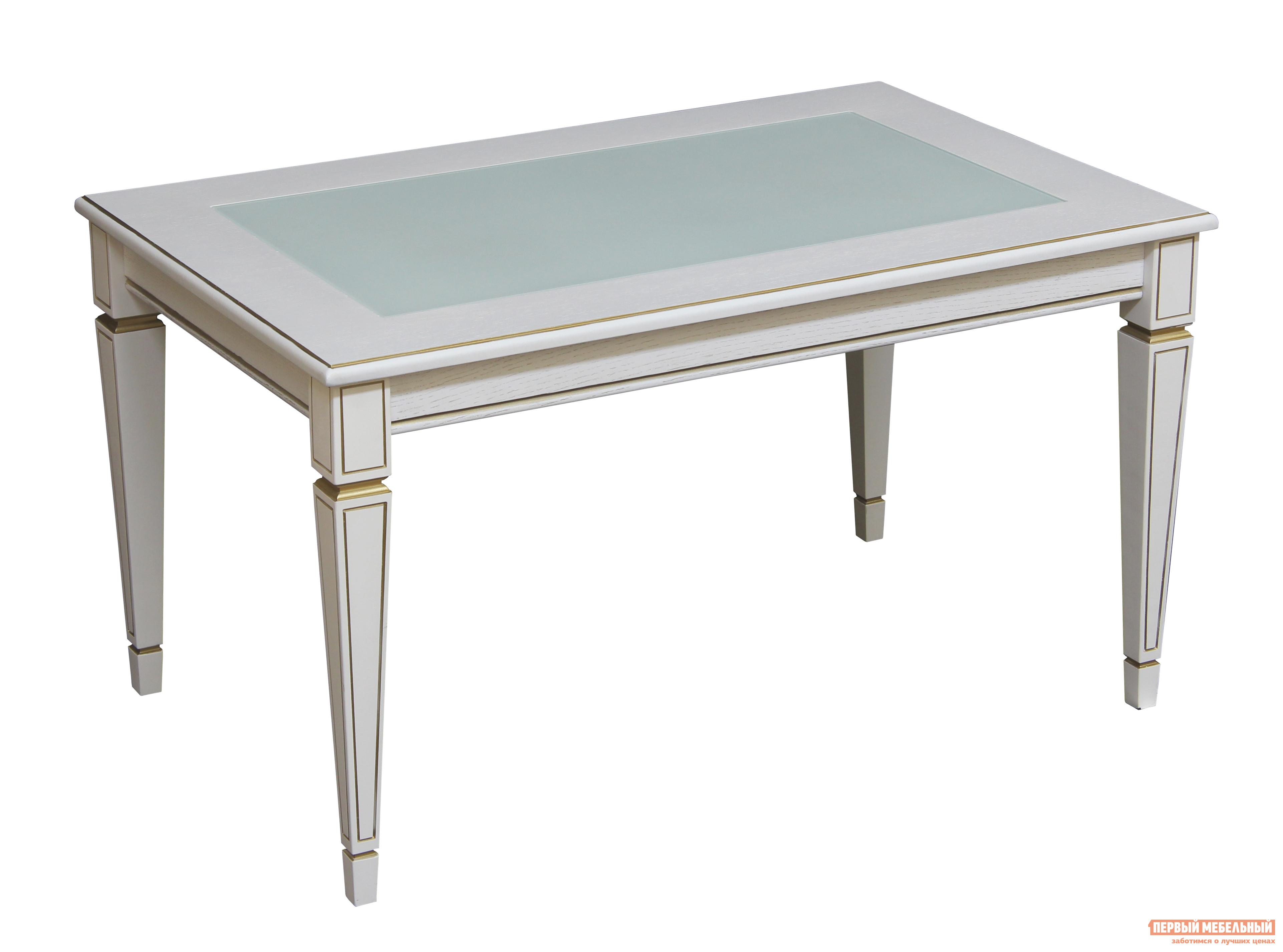 Журнальный столик Мебелик В 81С Белый ясень