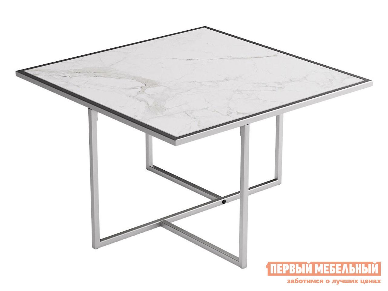 Журнальный столик Мебелик Стол журнальный Лоренцо квадро