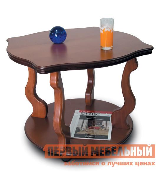 Журнальный стол из массива дерева Мебелик Берже-4