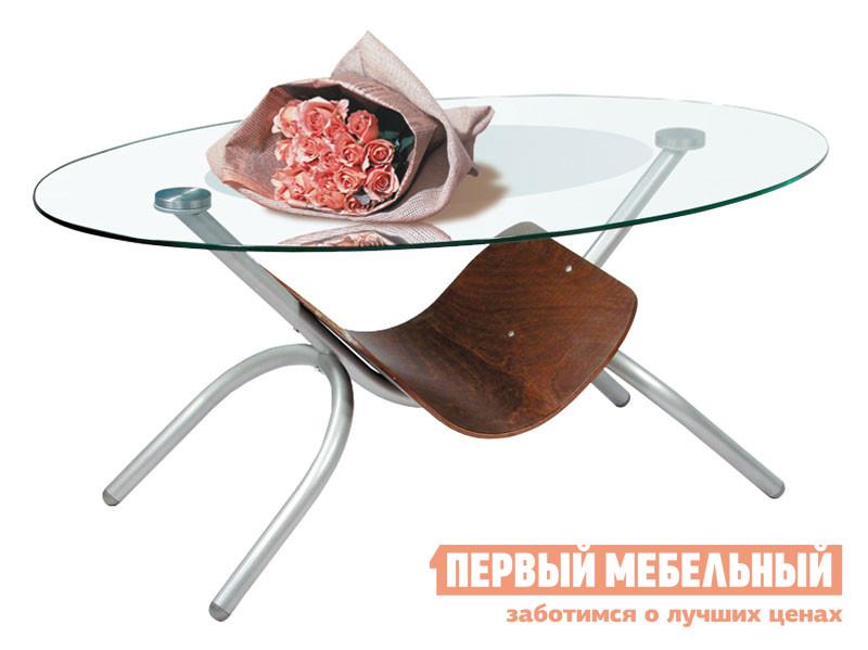 Журнальный столик Мебелик Стол журнальный Дуэт 2