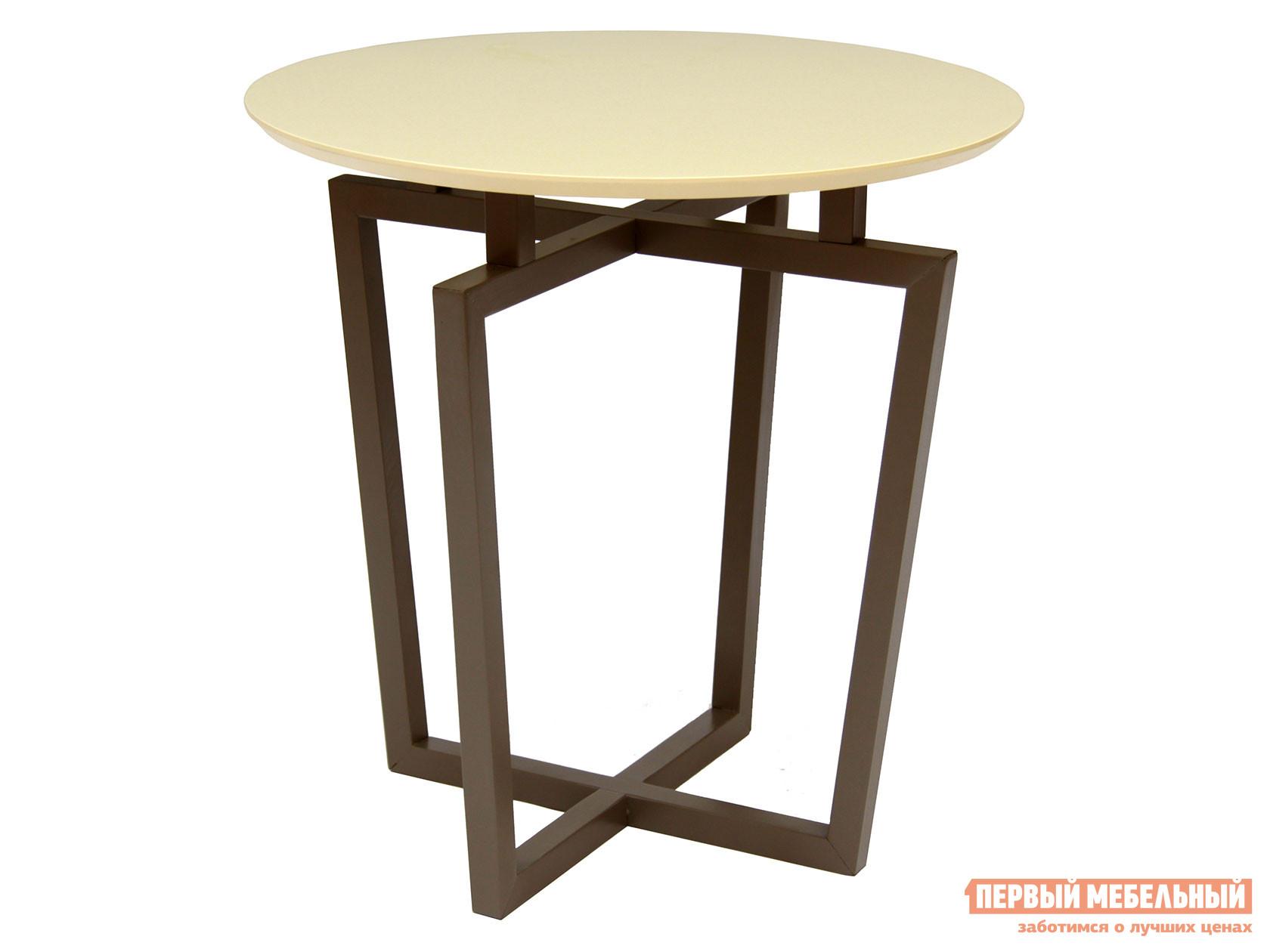 Журнальный столик лофт Мебелик Рилле 440