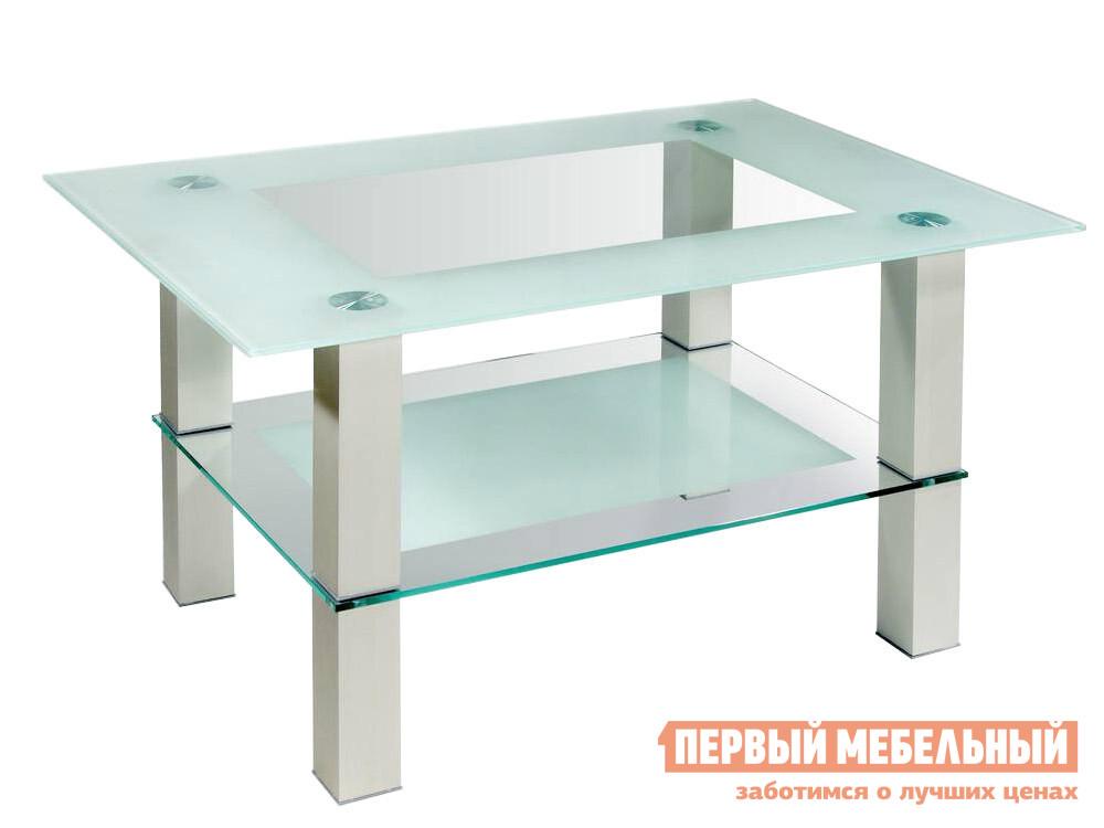Журнальный столик Мебелик Кристалл-2