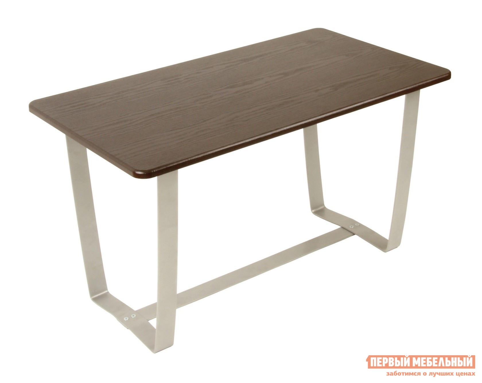 Журнальный столик Мебелик Саут 7 Темно-коричневый