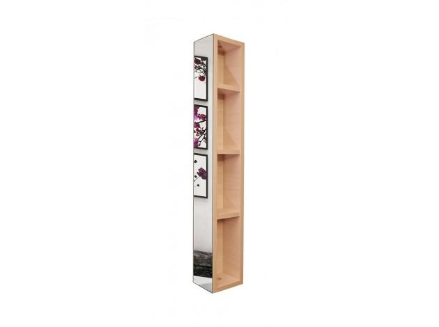 Поворотный зеркальный шкафчик хоп купить недорого в москве с.