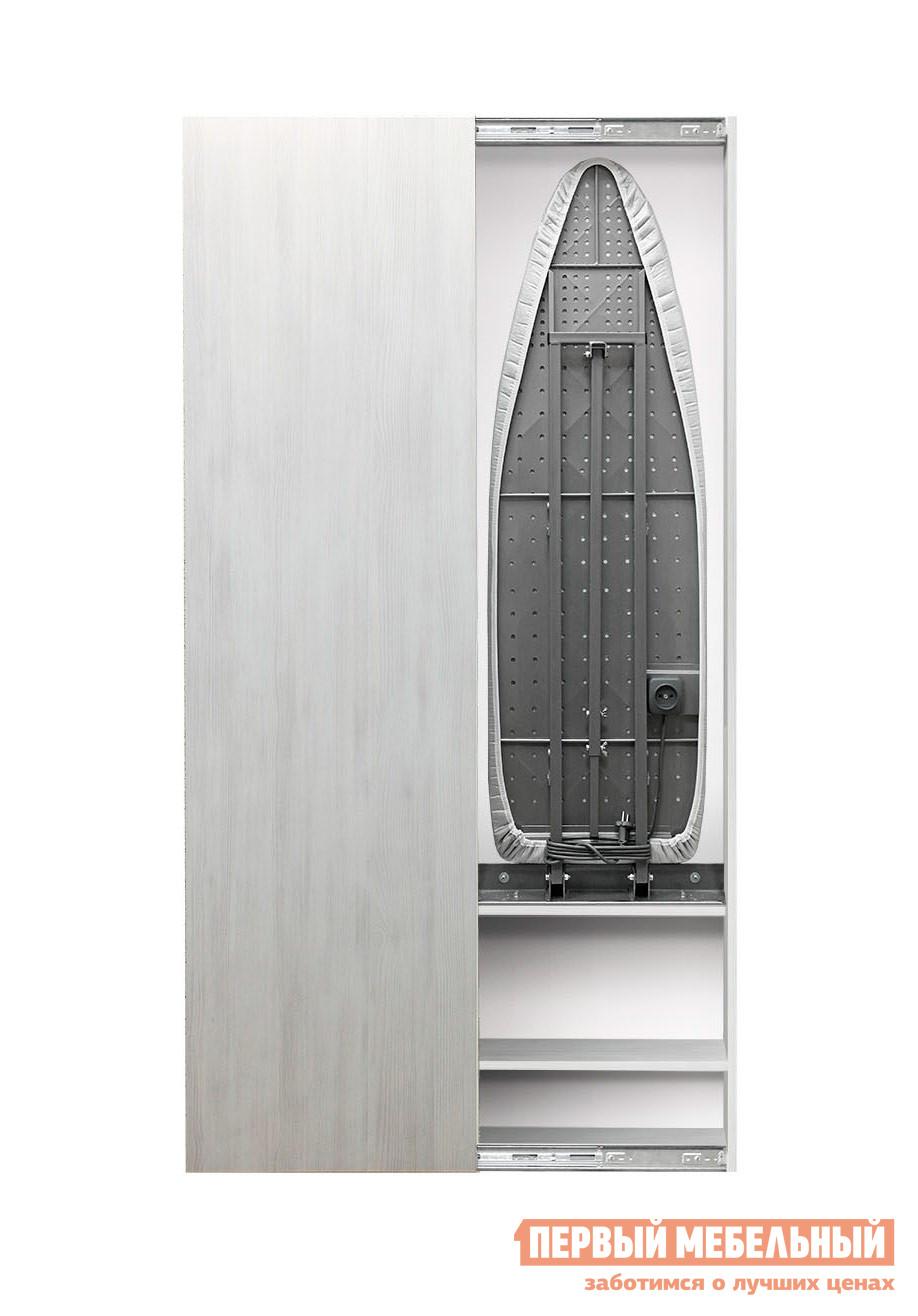 Гладильная доска Shelf On Iron Box Eco Беленый дуб, Левый от Купистол