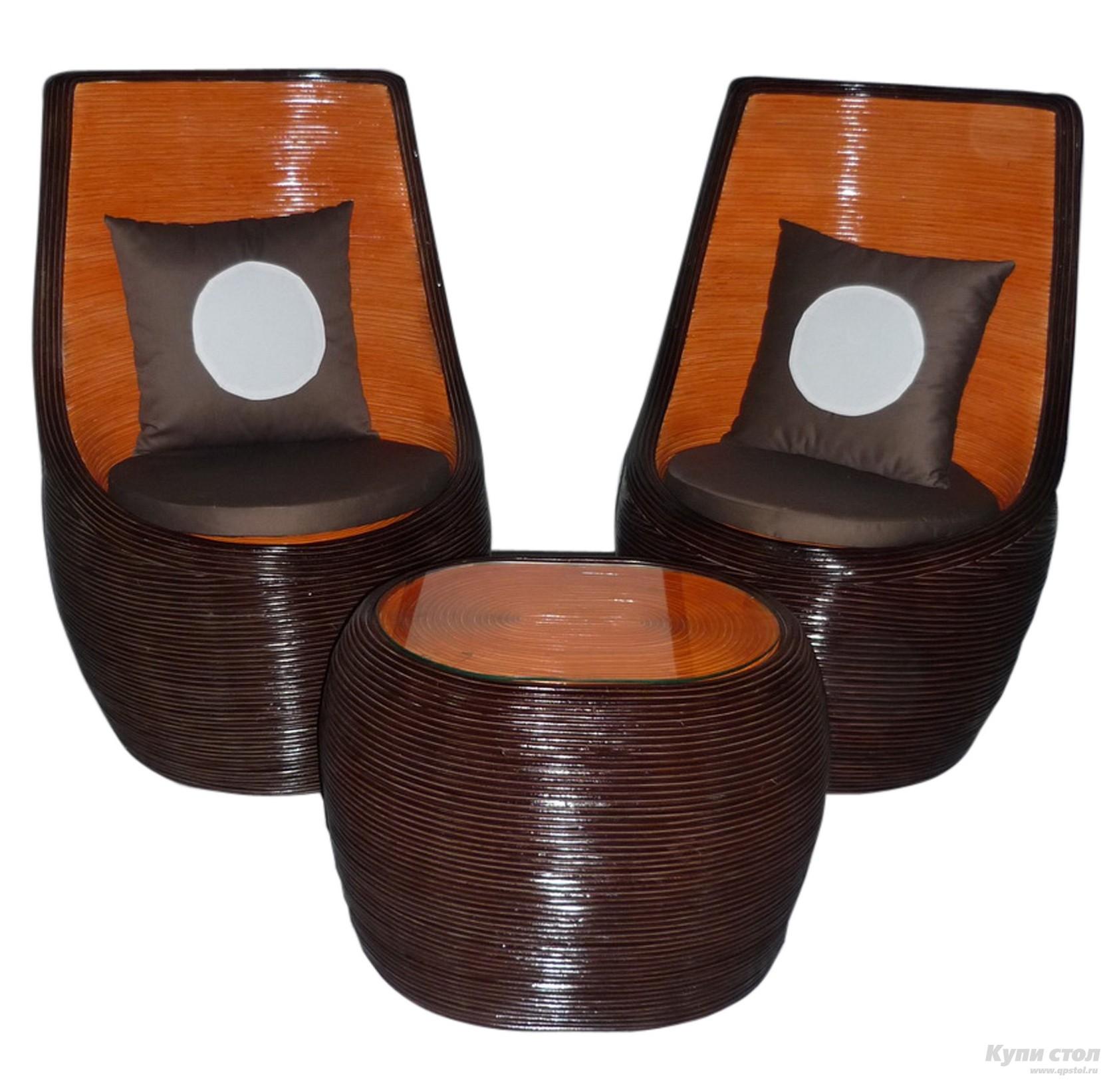 Комплект плетеной мебели Orbital КупиСтол.Ru 24610.000