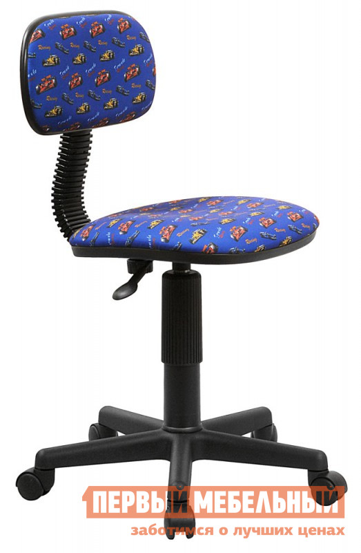 Компьютерное кресло Бюрократ CH-201NX Синий мотоциклы Moto-Bl