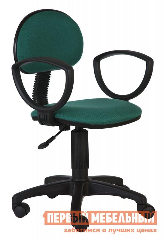 Компьютерное кресло Бюрократ CH-213AXN 10-24 Зеленый