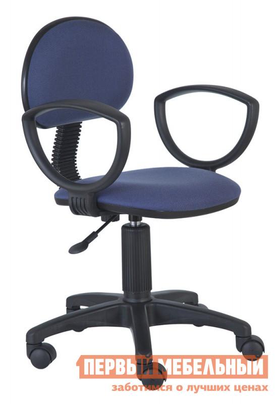 Детское компьютерное кресло Бюрократ CH-213AXN 10-352 Темно-синий