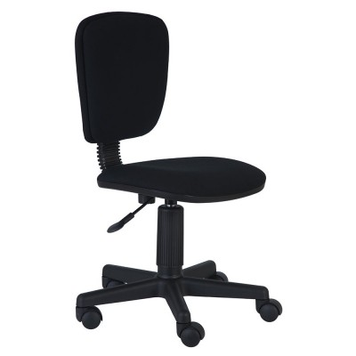 Детское компьютерное кресло Бюрократ CH-204NX 26-28 черный