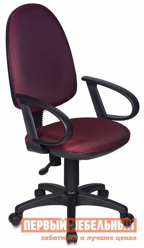 Офисное кресло Бюрократ CH-300AXSN JP-15-6 бордовыйОфисные кресла<br>Габаритные размеры ВхШхГ 980 / 1110x450x400 мм. Офисное кресло — отличный офисный вариант с большой широкой спинкой и мягким наполнением под тканевыми чехлами.  Подъемный механизм сидения на газлифте и регулировка спинки позволяют подстроить модель под конкретные особенности тела и конкретное рабочее место.  Спинка офисного кресла выполнена с учетом многочасового рабочего дня офисного работника.   Дизайн модели привлекает подлокотниками, выполненными из черного пластика.  Они установлены под оптимальным уклоном и имеют приятную закругленную форму.  Подлокотники удобно использовать при передвижении кресла по полу при помощи роликов, которыми оно оснащено.  Сидение имеет ширину 450 мм, глубину 400 мм, а высота спинки составляет 530 мм.<br><br>Цвет: JP-15-6 бордовый<br>Цвет: Красный<br>Высота мм: 980 / 1110<br>Ширина мм: 450<br>Глубина мм: 400<br>Кол-во упаковок: 1<br>Форма поставки: В разобранном виде<br>Срок гарантии: 18 месяцев<br>Тип: До 80 кг, До 100 кг, До 120 кг<br>Материал: из ткани<br>Особенности: Эргономичные, С подлокотниками, На колесиках, С пластиковой крестовиной