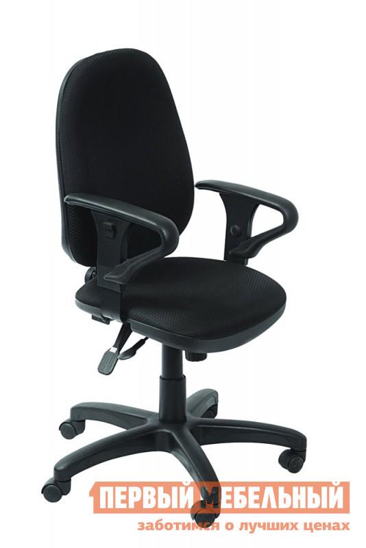 Офисное кресло Бюрократ T-612AXSN JP-15-2 черный от Купистол