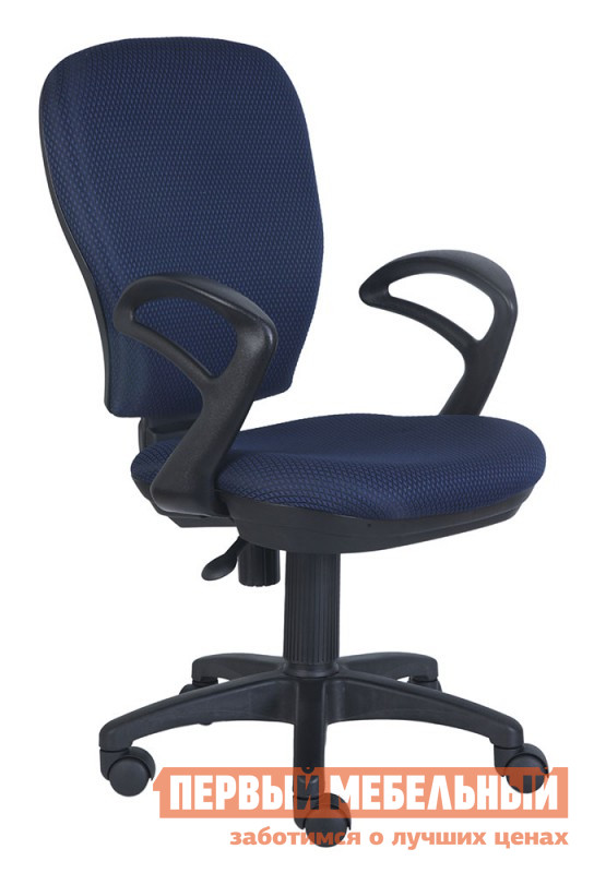 Офисное кресло Бюрократ CH-513AXN JP-15-5 синий от Купистол