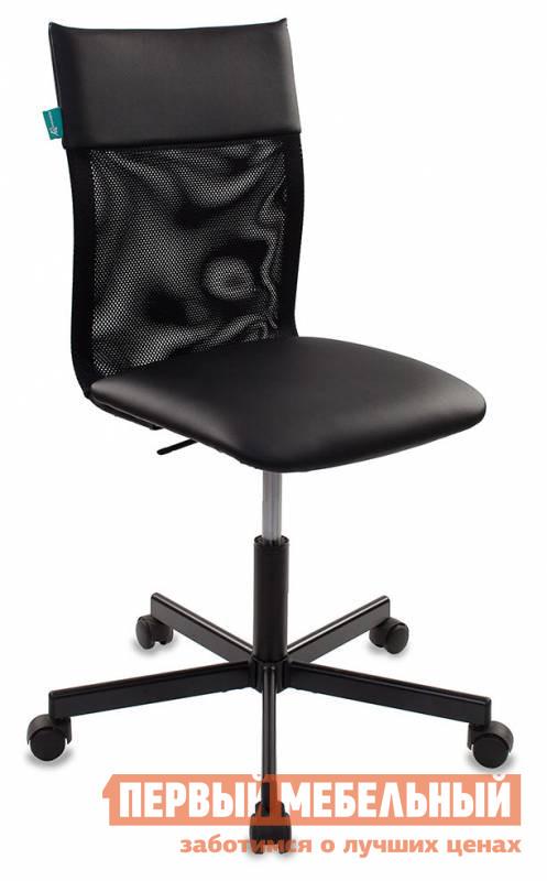 Фото Офисное кресло Бюрократ CH-1399 Сетка черная / Искусственная кожа черная. Купить с доставкой