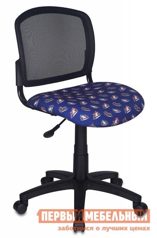 Компьютерное кресло Бюрократ CH-296NX MOTO_BL / Спинка сетка черный
